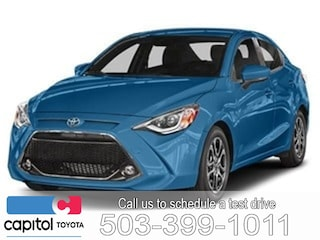 New 2019 Toyota Yaris LE Sedan for sale in Salem, OR at Capitol Toyota