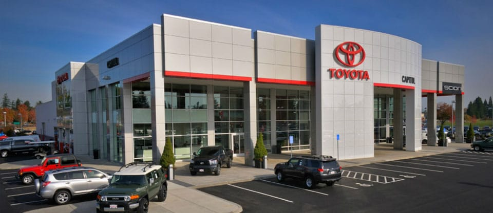 Capitol Toyota Salem Oregon >> Directions from Monmouth,OR | Capitol Toyota