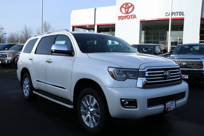 New 2019 Toyota Sequoia Platinum SUV For Sale/Lease Salem, OR