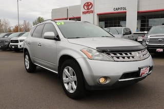 Used 2007 Nissan Murano SL SUV JN8AZ08WX7W604136 for sale in Salem, OR at Capitol Toyota