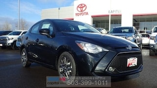 New 2019 Toyota Yaris LE Sedan 3MYDLBYV9KY505808 for sale in Salem, OR at Capitol Toyota