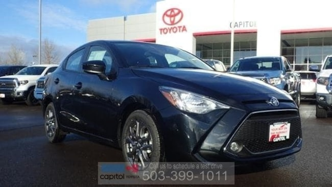 New 2019 Toyota Yaris LE Sedan 3MYDLBYV9KY505808 For Sale/Lease Salem, OR