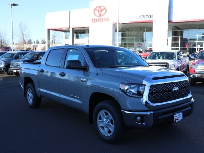 New 2019 Toyota Tundra SR5 Truck CrewMax For Sale/Lease Salem, OR