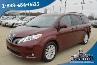 2014 Toyota Sienna XLE AWD Van for sale in Jefferson City