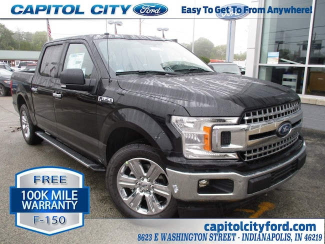 New 2018 Ford F-150 XLT Truck for sale/lease Indianapolis, IN