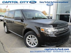 2019 Ford Flex SE Crossover 2FMGK5B86KBA09808 for sale in Indianapolis, IN
