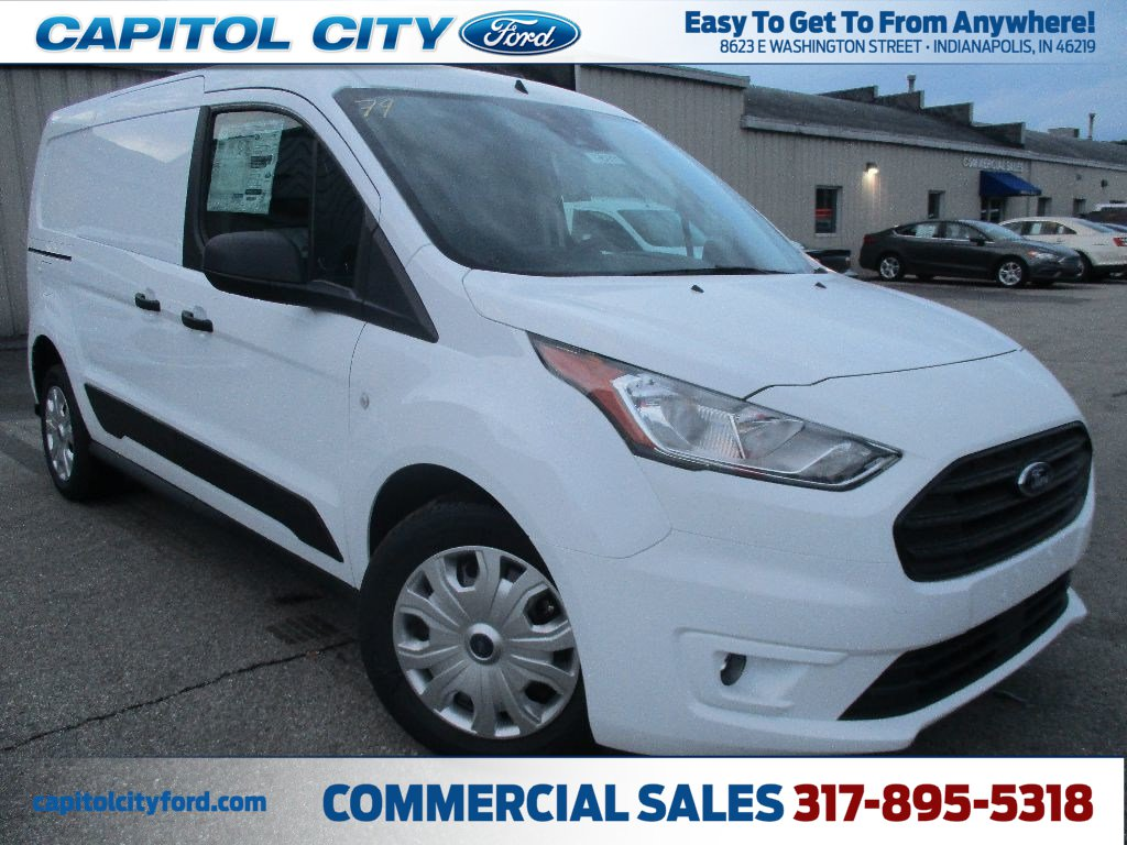 New 2019 ford transit connect van for sale indianapolis in