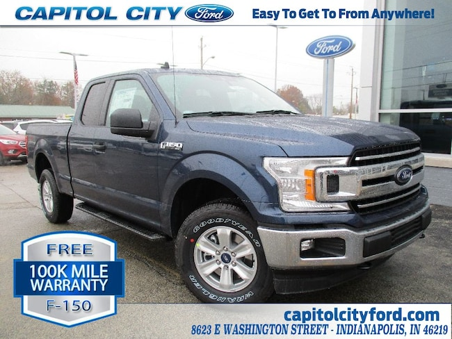 New 2019 Ford F-150 XLT Truck for sale/lease Indianapolis, IN