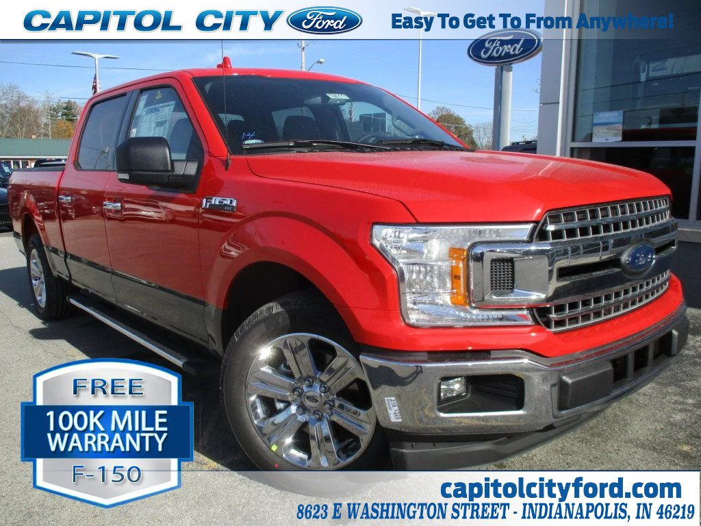 2018 Ford F-150 XLT Truck for sale in Indianapolis