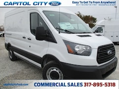 New 2019 Ford Transit Van Base w/Sliding Pass-Side Cargo Door Van Medium Roof Cargo Van in Fort Wayne, IN