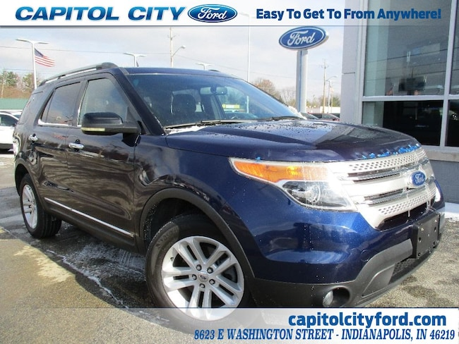 2011 Ford Explorer XLT Sport Utility for sale in Indianapolis, IN