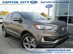 2019 Ford Edge SEL Crossover 2FMPK4J92KBB03754 for sale in Indianapolis, IN