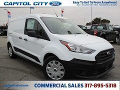 2019 Ford Transit Connect Van XL Van Cargo Van NM0LS7E26K1396536 for sale in Indianapolis, IN