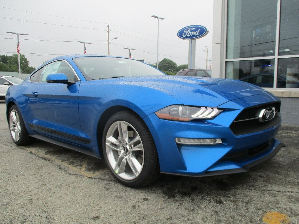 new 2019 fordmustang ecoboost premium coupe