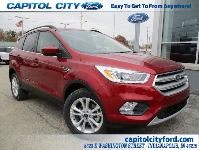 New 2019 Ford Escape SEL SUV for sale/lease Indianapolis, IN