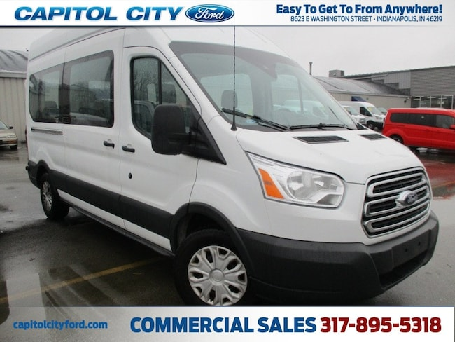 918bf17030 2017 Ford Transit-350 T350 Wagon High Roof Wagon