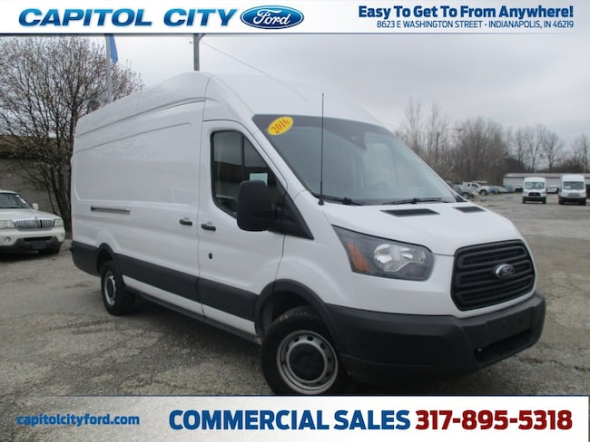 74e287c056 Used 2016 Ford Transit-250 Van High Roof Extended-Length Cargo in  Indianapolis