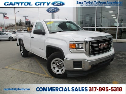 Capitol City Gmc >> Used 2015 Gmc Sierra 1500 For Sale Indianapolis In