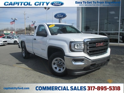 Capitol City Gmc >> Used 2016 Gmc Sierra 1500 For Sale Indianapolis In
