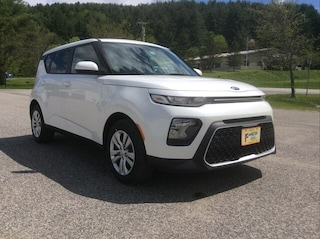 New 2020 Kia Soul LX Hatchback for sale in vermont