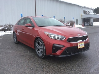 New 2019 Kia Forte EX Sedan in Montpelier, VT