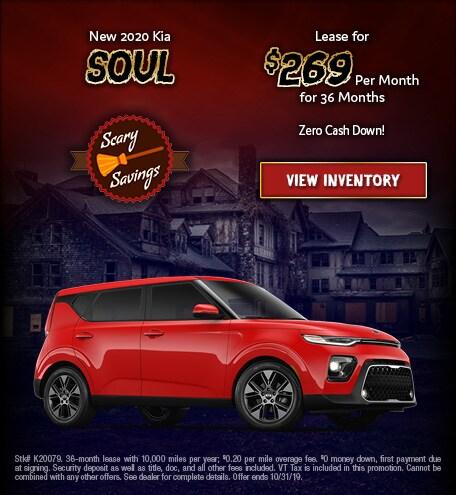 New 2020 Kia Soul - Oct '19