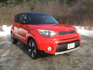New 2019 Kia Soul + Hatchback in Montpelier, VT