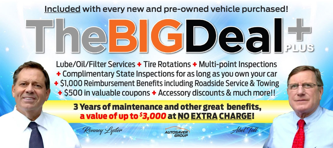 BIG Deal+ Maintenance Program