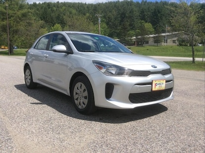 New 2019 Kia Rio Hatchback S Silky Silver For Sale In