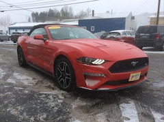 Used 2018 Ford Mustang For Sale in Montpelier