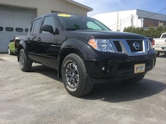 Used 2018 Nissan Frontier For Sale in Montpelier