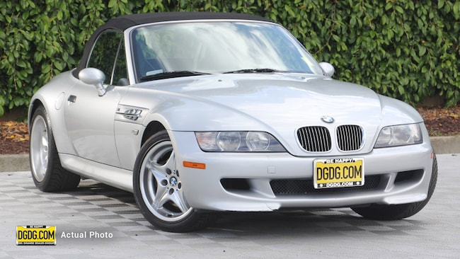 2000 BMW M Convertible