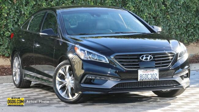 2015 Hyundai Sonata Limited 2.0T Sedan