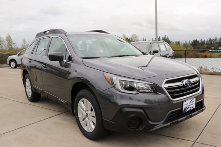 New 2019 Subaru Outback 2.5i SUV in Salem OR