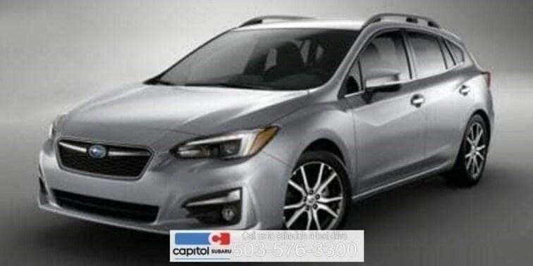 New 2019 Subaru Impreza 2.0i Sport 5-door in Salem OR