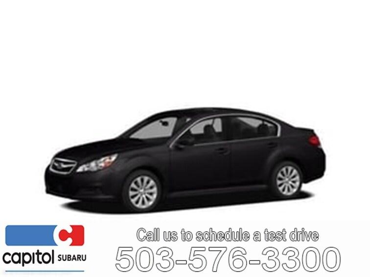 Used 2011 Subaru Legacy 2.5i Premium Sedan in Salem OR