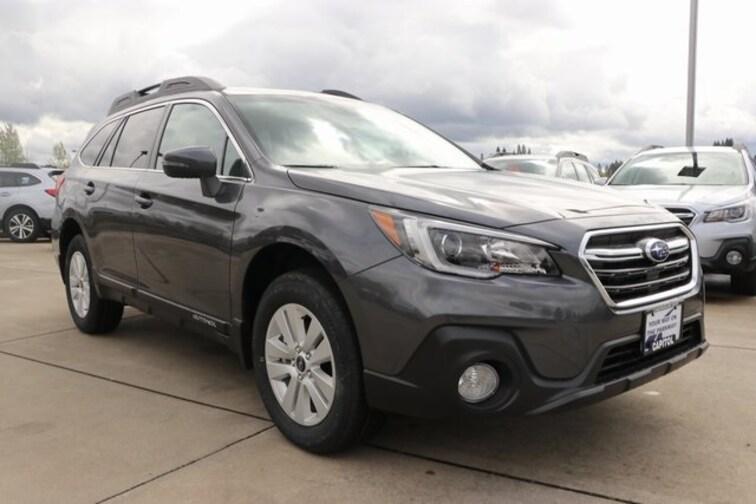 New 2019 Subaru Outback 2.5i Premium SUV in Salem OR