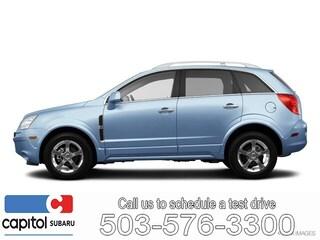 Used 2013 Chevrolet Captiva Sport LT SUV 3GNAL3EK6DS634507 for sale in Salem, OR at Capitol Toyota