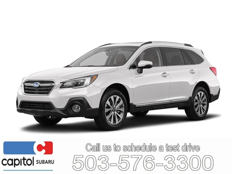 New 2019 Subaru Outback 3.6R Touring SUV in Salem OR