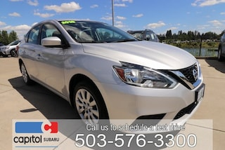 Used 2016 Nissan Sentra Sedan 3N1AB7AP3GL661783 for sale in Salem, OR at Capitol Toyota