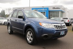 Used 2012 Subaru Forester 2.5X (A4) SUV in Salem, OR