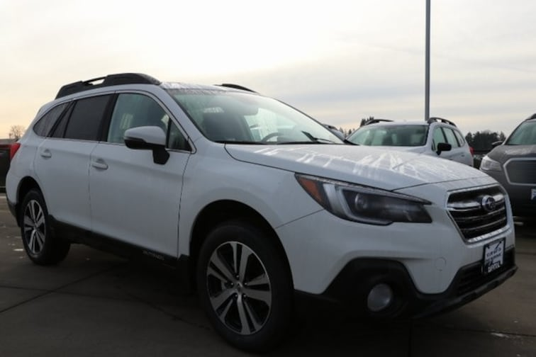New 2019 Subaru Outback 2.5i Limited SUV in Salem OR