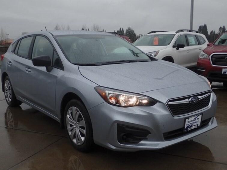 New 2019 Subaru Impreza 2.0i 5-door in Salem OR