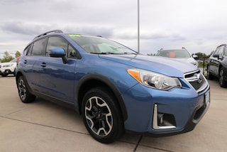 Used 2016 Subaru Crosstrek 2.0i Limited SUV S317733A for sale in Salem, OR