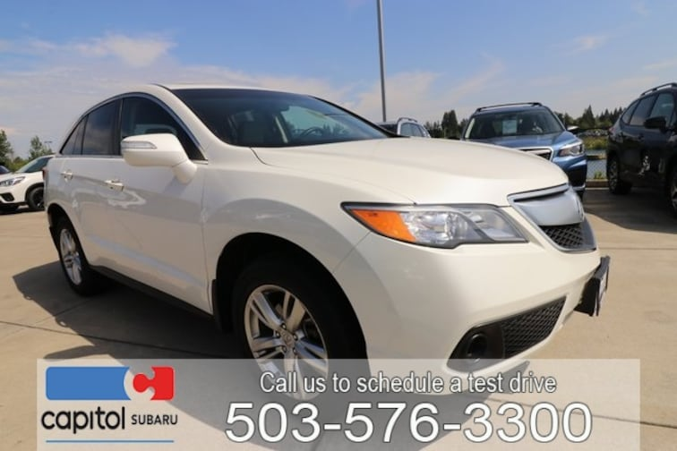 Used 2014 Acura RDX RDX SUV in Salem OR