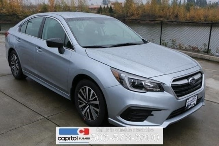 New 2019 Subaru Legacy 2.5i Sedan in Salem OR