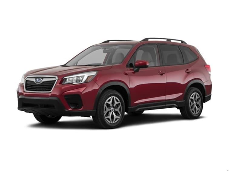 New 2019 Subaru Forester Premium SUV in Salem OR