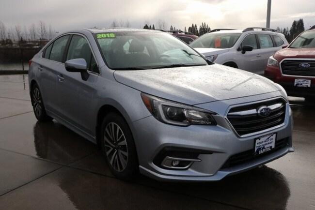 Used 2018 Subaru Legacy 2.5i Premium Sedan For Sale Salem, OR