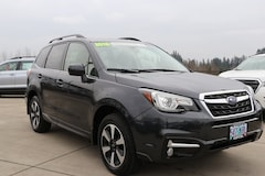 2018 Subaru Forester 2.5i Limited SUV JF2SJARC4JH552484 in Salem, OR at Capitol Chevrolet