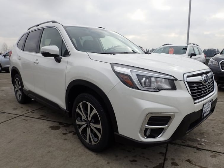 New 2019 Subaru Forester Limited SUV in Salem OR
